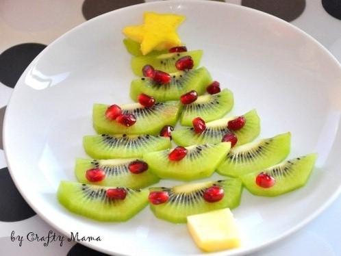 украшение блюд для детей