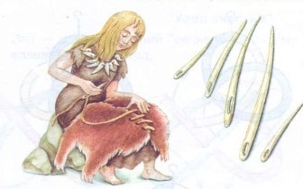 костюмы неолита