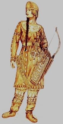 Тиргатао - царица синдов