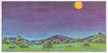 окружающий мир днем и ночью рисунок