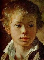 Рассказ по картине Портрет Арсения Тропинина
